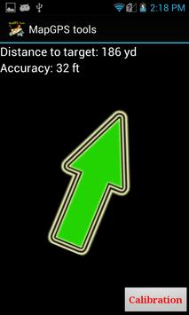Map GPS tools (FREE) apk screenshot