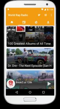 World Rap Radio screenshot 1