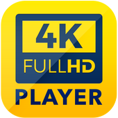 4k Video Player © icon