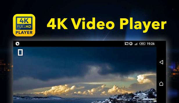 4k Video Player © screenshot 1