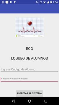 ELECTROCARDIOGRAMA APP poster
