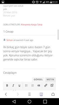 AliEKSpres  Forum apk screenshot