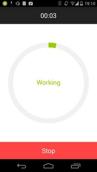 Work Time apk screenshot