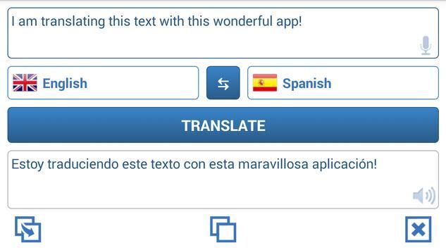 Language Translator screenshot 3