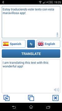Language Translator poster