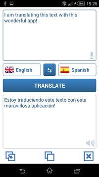 Language Translator screenshot 1