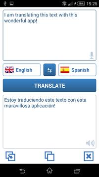 Language Translator screenshot 1