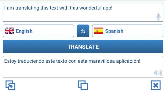 Language Translator screenshot 4
