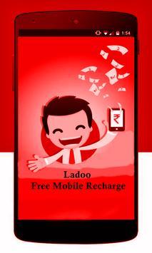 Ladoo Free Mobile Recharge screenshot 1