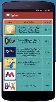 Ladoo Free Mobile Recharge screenshot 2