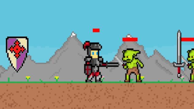 Bit Knight screenshot 1