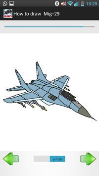 How to Draw warplanes screenshot 2