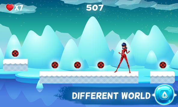 🐞 Ladybug Adventure - Chibi 2 screenshot 10