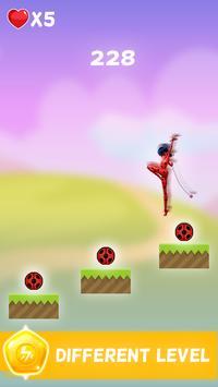 🐞 Ladybug Adventure - Chibi 2 screenshot 1