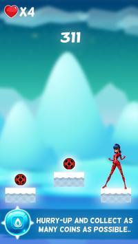 🐞 Ladybug Adventure - Chibi 2 screenshot 2