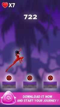 🐞 Ladybug Adventure - Chibi 2 screenshot 3