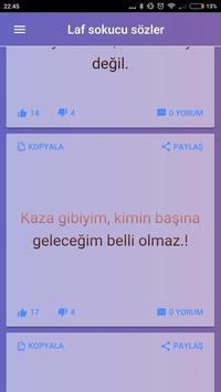Söz & Mesaj Defteri - Sürekli güncel, Binlerce Söz screenshot 5