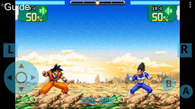 Dragon Ball Z Supersonic Warriors Guide screenshot 1