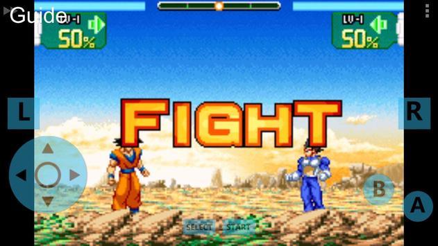 Dragon Ball Z Supersonic Warriors Guide screenshot 2