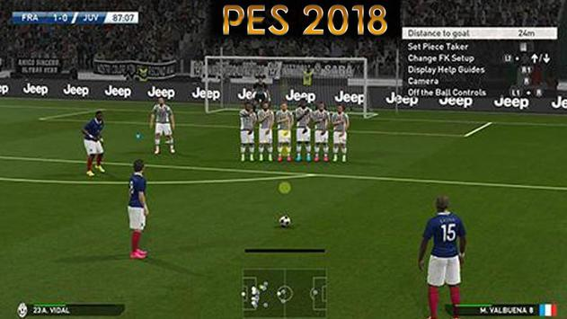 Download PES 2018 3 5 APK for android Fast direct link