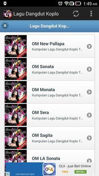 Lagu Dangdut Koplo screenshot 1