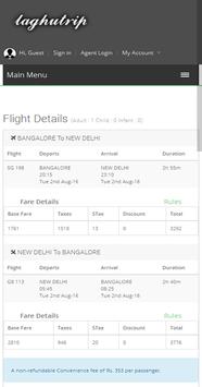 Smart way to Book & Travel screenshot 4