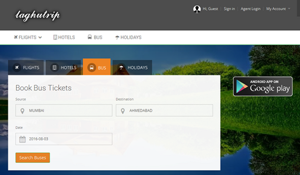 Smart way to Book & Travel screenshot 6