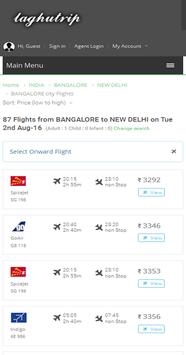 Smart way to Book & Travel screenshot 2