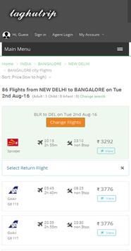 Smart way to Book & Travel screenshot 3
