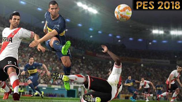 Guide PES 2018 Pro 18 poster