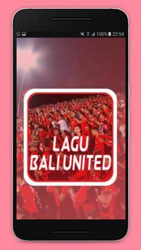 Lagu Bali United Lengkap poster