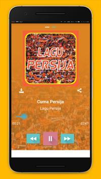 Top Lagu Persija Lengkap apk screenshot
