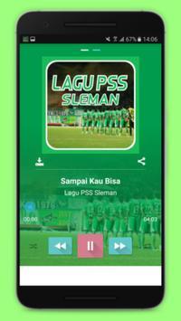 Lagu PSS Sleman Lengkap apk screenshot
