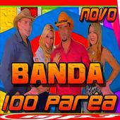 Banda 100 Parea Top Palco Musica Letra 2019 icon