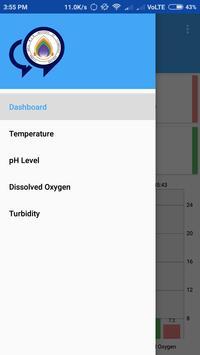 Lake Monitoring System apk screenshot