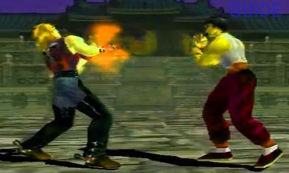 Guide Tekken 3 Special Edition apk screenshot