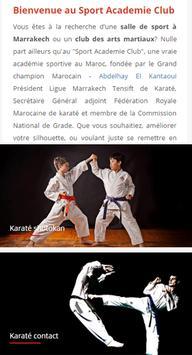 Sport Academie Club poster