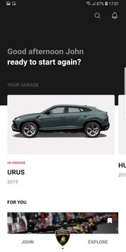 Lamborghini Unica screenshot 4