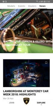 Lamborghini Unica screenshot 1