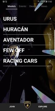Lamborghini Unica screenshot 3