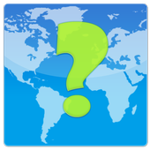 World Citizen: Country, Capital & Flag Trivia icon