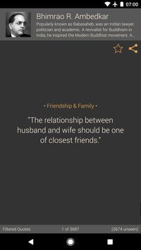 Brilliant Quotes poster