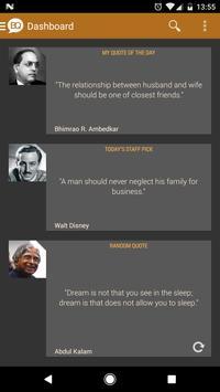 Brilliant Quotes screenshot 1