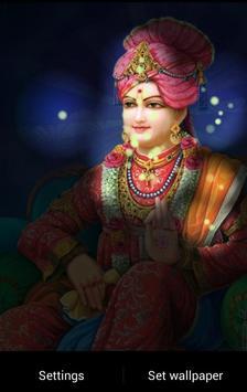Lord Swaminarayan Fireflie LWP screenshot 4