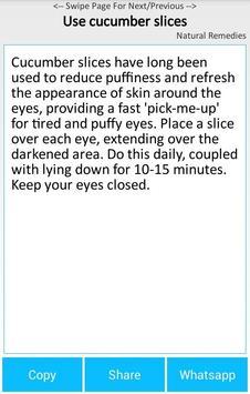 How to Remove Eye Black Circle apk screenshot