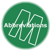 Complete Medical Abbreviations icon