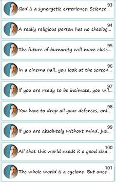 101 Great Saying By Osho screenshot 8