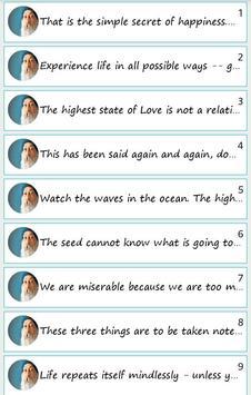 101 Great Saying By Osho screenshot 3