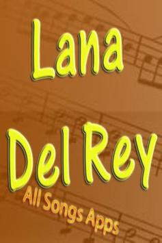 All Songs of Lana Del Rey poster