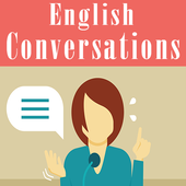 Hello English: Learn English Conversations icon